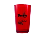 Copos caldereta personalizados Bruno 5 anos